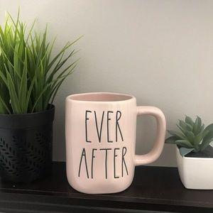 Rae Dunn ever after mug